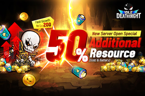 How to hack IDLE Death Knight for android free
