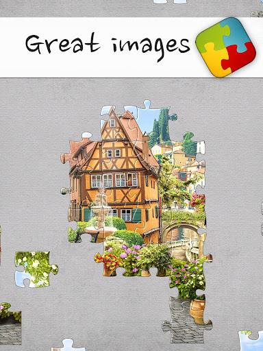 Jigsaw Puzzle HD - play best free family games  screenshots 14