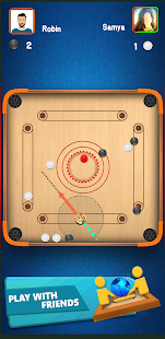 Carrom Star : Multiplayer Carrom board game 2.3 Screenshots 4