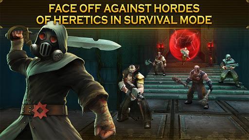 Warhammer 40,000: Space Wolf screenshots 16