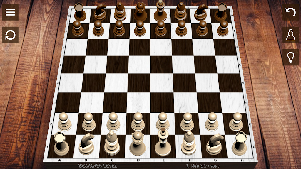 Chess poster 19