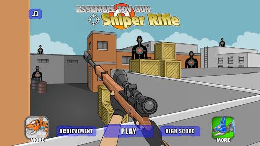 Assemble Toy Gun Sniper Rifle 2.0 screenshots 4