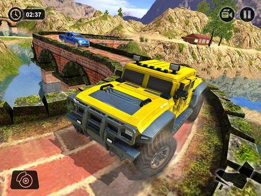 Offroad SUV Drive 2021 screenshots 8