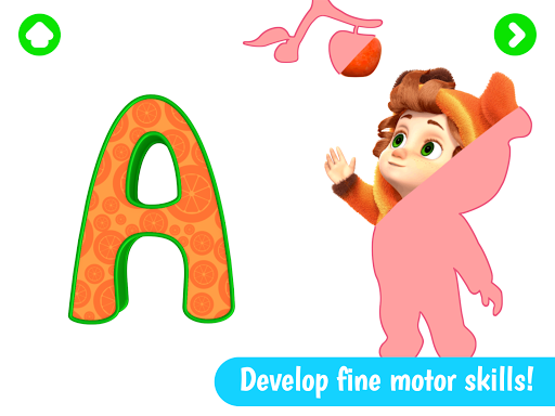 ABC u2013 Phonics and Tracing from Dave and Ava 1.0.39 screenshots 7