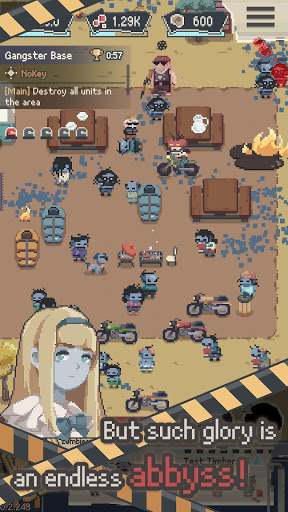 Dont Party: Pixel Z 1.0.89 screenshots 3