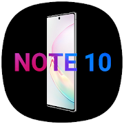 Cool Note10 Launcher for Galaxy Note,S,A -Theme UI