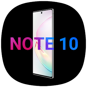 Cool Note10 Launcher for Galaxy NoteSA Theme UI 7.7 (Premium) by Cool Launcher App Team logo