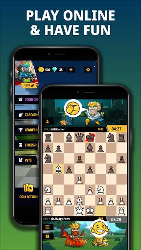 Chess Universe - Play free chess online & offline 1.6.5 screenshots 1