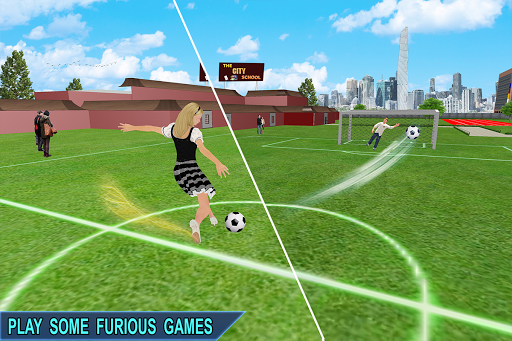 Virtual School Girl Simulator: High School Game 2.04 screenshots 9