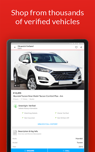 DoneDeal - New & Used Cars For Sale 12.0.2.0 Screenshots 10