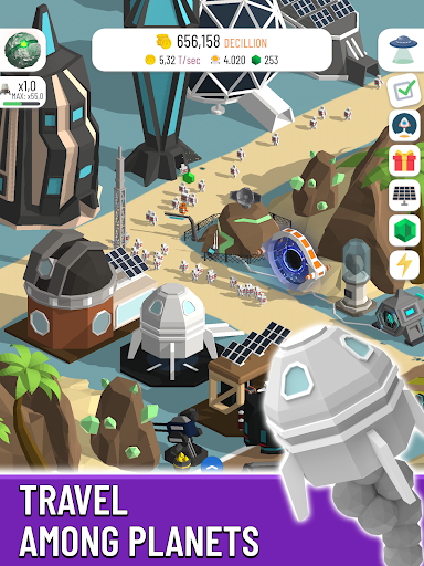 Space Colony: Idle 2.9.7 screenshots 14
