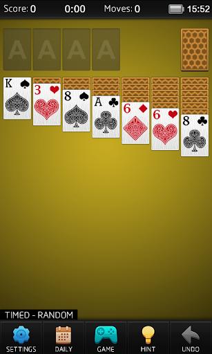 Solitaire 2.7 screenshots 20