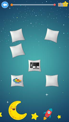 Preschool game for toddlers - Memory skills 4.1.0 screenshots 21