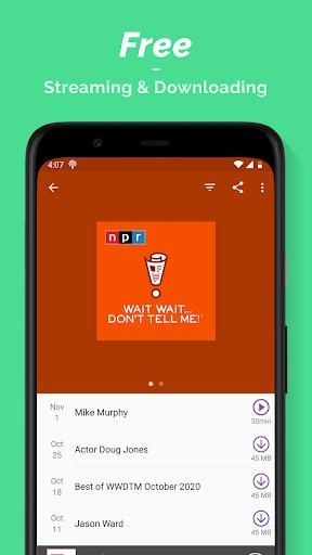 Podcast Player  Screenshots 4