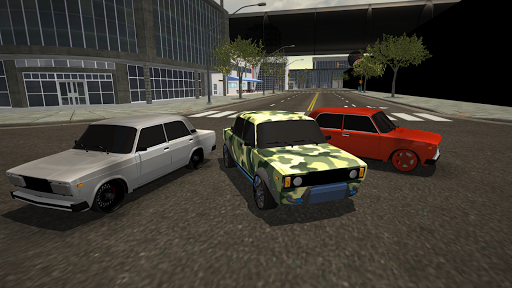 Drive Classic VAZ 2107 Parking 6.1 screenshots 3