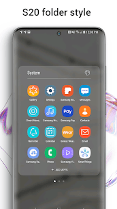 Cool S20 Launcher for Galaxy S20 One (Mod/Premium Unlocked) 6