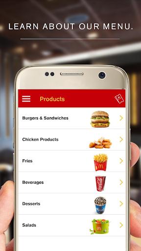 McDonald's App - Latinoamu00e9rica apktram screenshots 3