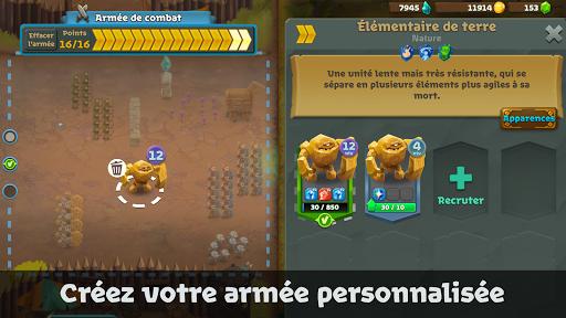 Télécharger Gratuit Battle Legion - Mass Battler APK MOD (Astuce) screenshots 2