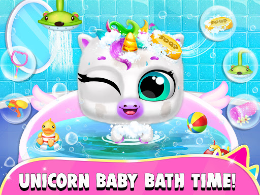 Pregnant Unicorn Mom And Baby Daycare 0.13 screenshots 15