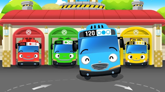 Tayo Bus Game  For Pc – Download Free For Windows 10, 7, 8 And Mac 1