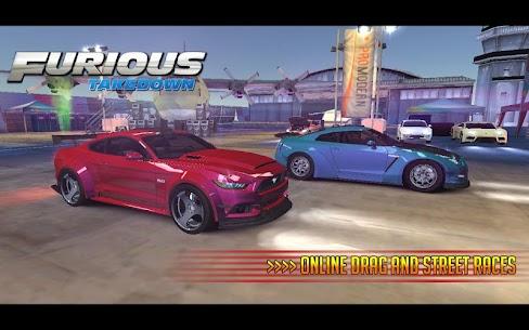 Baixar Fast & Furious Takedown MOD APK 1.8.01 – {Versão atualizada} 2