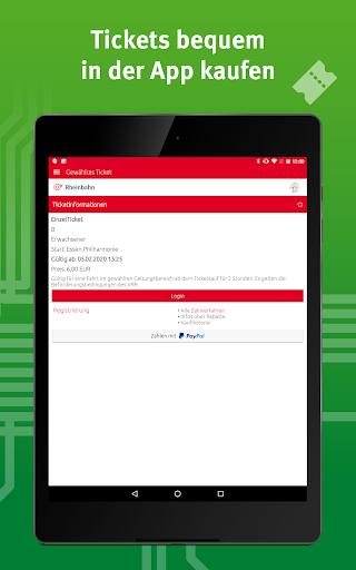 VRR-App - Fahrplanauskunft 5.54.17317 Screenshots 9