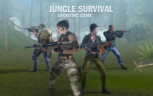 Fort Squad Battleground - Survival Shooting Games  screenshots 1