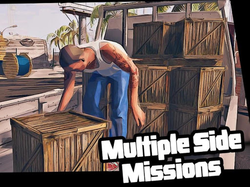Grand Miami Gangster Theft : Crime City Simulator 6.1 Screenshots 16