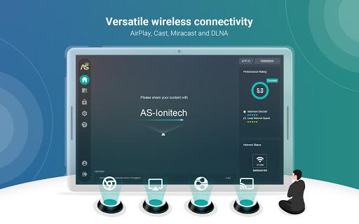 AirScreen - AirPlay & Cast & Miracast & DLNA apktram screenshots 16