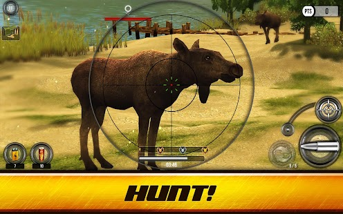 Wild Hunt:Sport Hunting Games. Hunter & Shooter 3D Screenshot