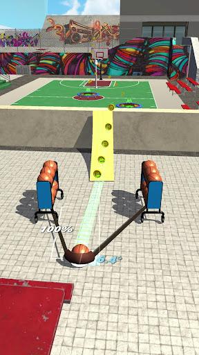Slingshot Basketball! modavailable screenshots 5