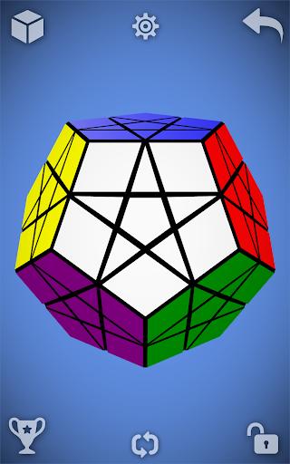 Magic Cube Puzzle 3D screenshots 6