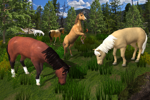 Ultimate Horse Family Survival Simulator apkdebit screenshots 8