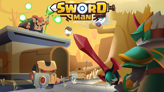 Swordman: Reforged Screenshot