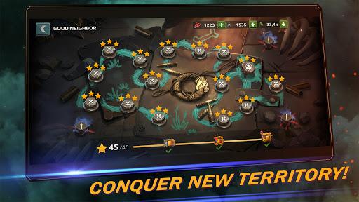 Kharaboo Wars: Orcs assault 0.20 screenshots 2