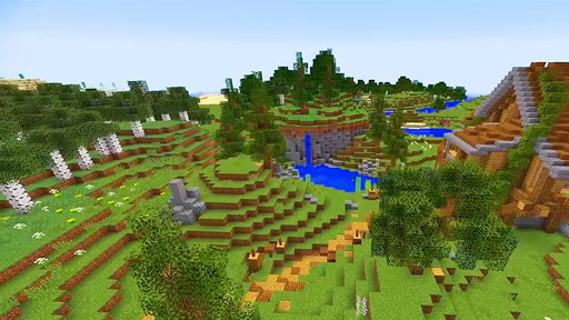 King Craft - New Block Building City Game 415 screenshots 2
