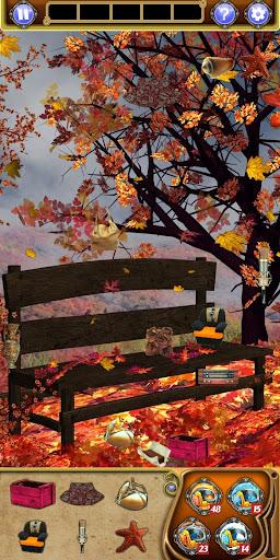 Hidden Object - Autumn Garden  screenshots 4