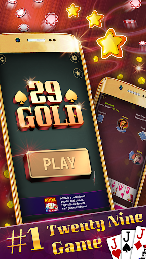 29 Card Game ( twenty nine ) Offline 2020 5.32 screenshots 1
