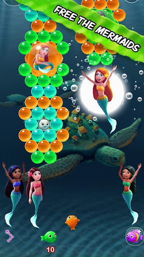 Bubble Fins - Bubble Shooter 5.4.2 screenshots 3
