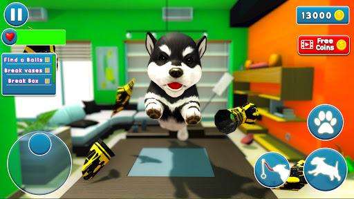 Virtual Puppy Dog Simulator: Cute Pet Games 2021 2.1 screenshots 8