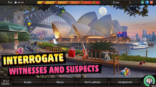 Criminal Case: Save the World! 2.36 screenshots 4