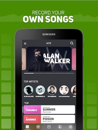 SUPER PADS LIGHTS - Your DJ app  Screenshots 6