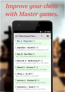 Chess - Analyze This (Free) 5.4.8 Screenshots 3