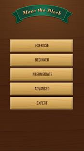 Move the Block - Slide Unblock Puzzle 1.2.4 screenshots 1