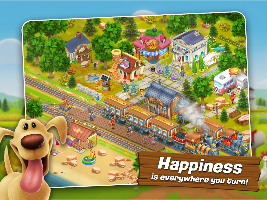 Hay Day poster 11