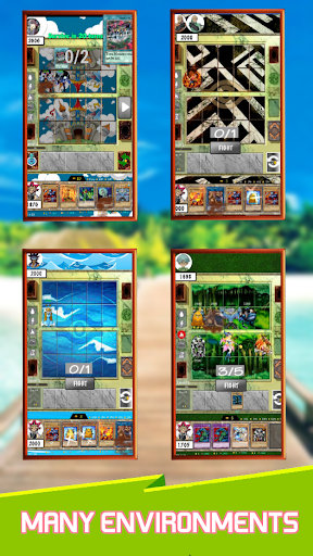Yugi TFT - Magic Card Game with auto chess rule  screenshots 3