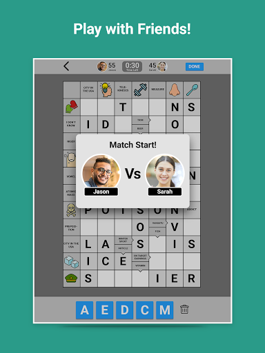 Pictawords - Crossword Puzzle  screenshots 12