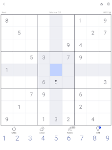 Sudoku – Sudoku puzzle, Brain game, Number game 10