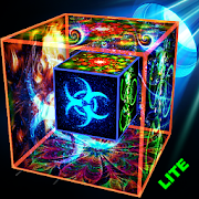 Amazing Cube Live Wallpaper Lite