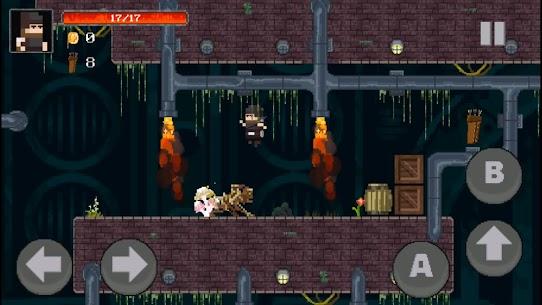 Rune Sword: Action Platformer Mod Apk 1.4.35 (Lots of Gold Coins) 2
